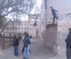 awesome, gif, and lol image