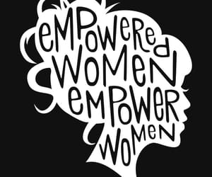 empowerment, feminism, and woman image