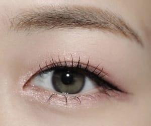makeup, asian, and cute image