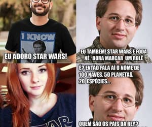 fas, machismo, and star wars image
