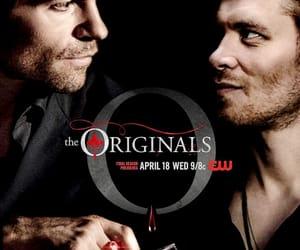 The Originals, klaus, and elijah image