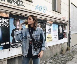 alternative, city, and fashion image