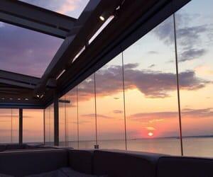 beautiful, sunset, and ✨ image