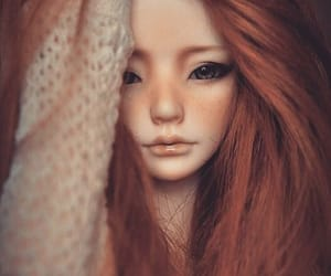 aesthetic, doll, and bjd image