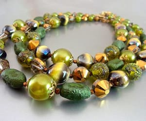 art glass, green, and special occasion image