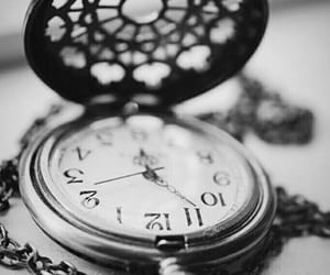 time, clock, and life image