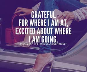 going, grateful, and i AM image