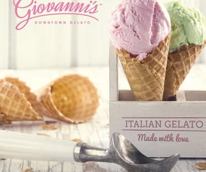 Giovanni's Gelato Ice Cream Wholesale Suppliers UK
