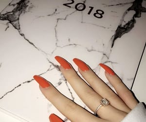 goal, nails inspo, and claws inspiration image