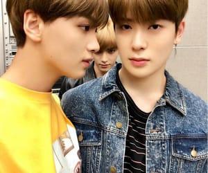 nct, haechan, and jaehyun image
