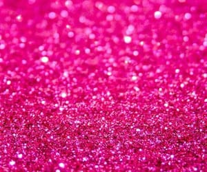 pink and glitter image
