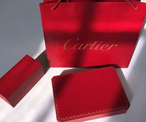 beautiful, cartier, and chic image
