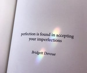 book, quotes, and perfection image