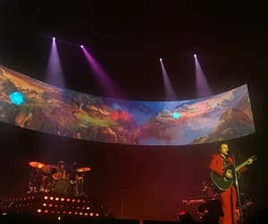 aesthetic, concert, and art image