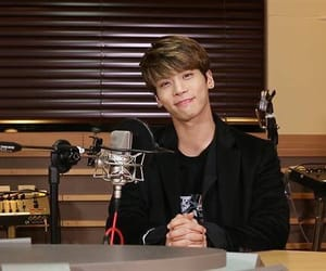 blue night, Jonghyun, and k-pop image