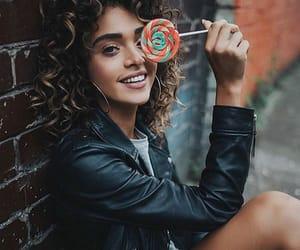 beautiful, lollipop, and food image