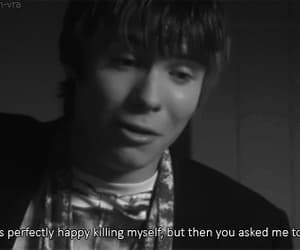 skins, chris, and quotes image