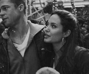 Angelina Jolie, romance, and love image