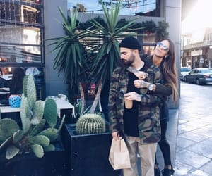 couple, justinbieber, and the weekend image
