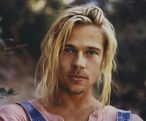 90s, brad, and model image