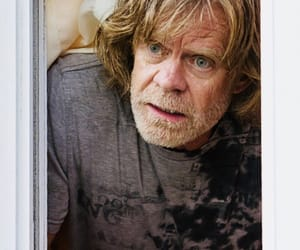 shameless, frank gallagher, and william h. macy image