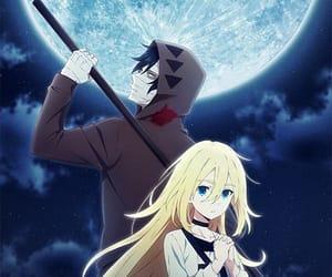 anime, angels of death, and satsuriku no tenshi image