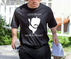 peter, sexy, and shirt image