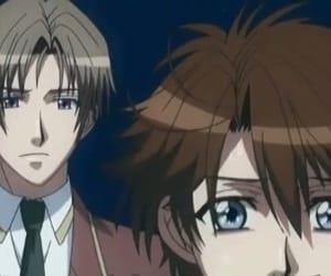 anime, yaoi, and gakuen heaven image