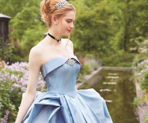 dress, cinderella, and princess image