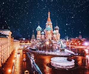 moscow, white, and moscou image