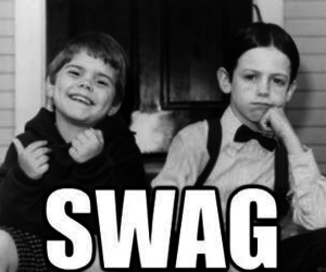 swag, little rascals, and movie image