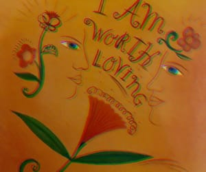 empowerment, flowers, and love image