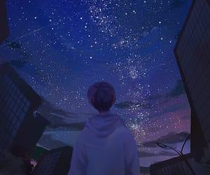 art and stars image