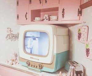interior, vintage, and pastel image