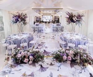 bridal, bride, and elegant image