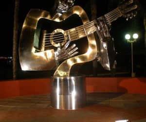 cultura, guitarra, and costanera image