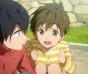 anime, makoto, and anime boy image