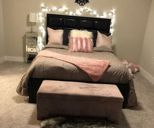 bedroom, decor, and future image