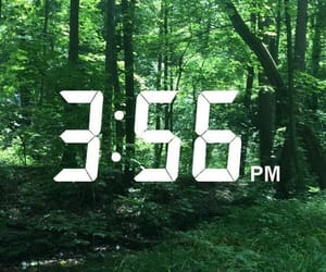 green, aesthetic, and snapchat image