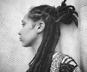 locs, long locs, and loc'd hair image