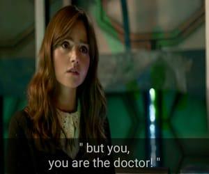 change, the doctor, and karen gillan image