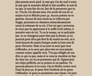 french, stand up, and text image