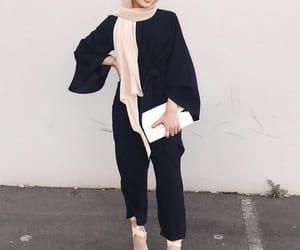 beauty, hijab, and hijabista image