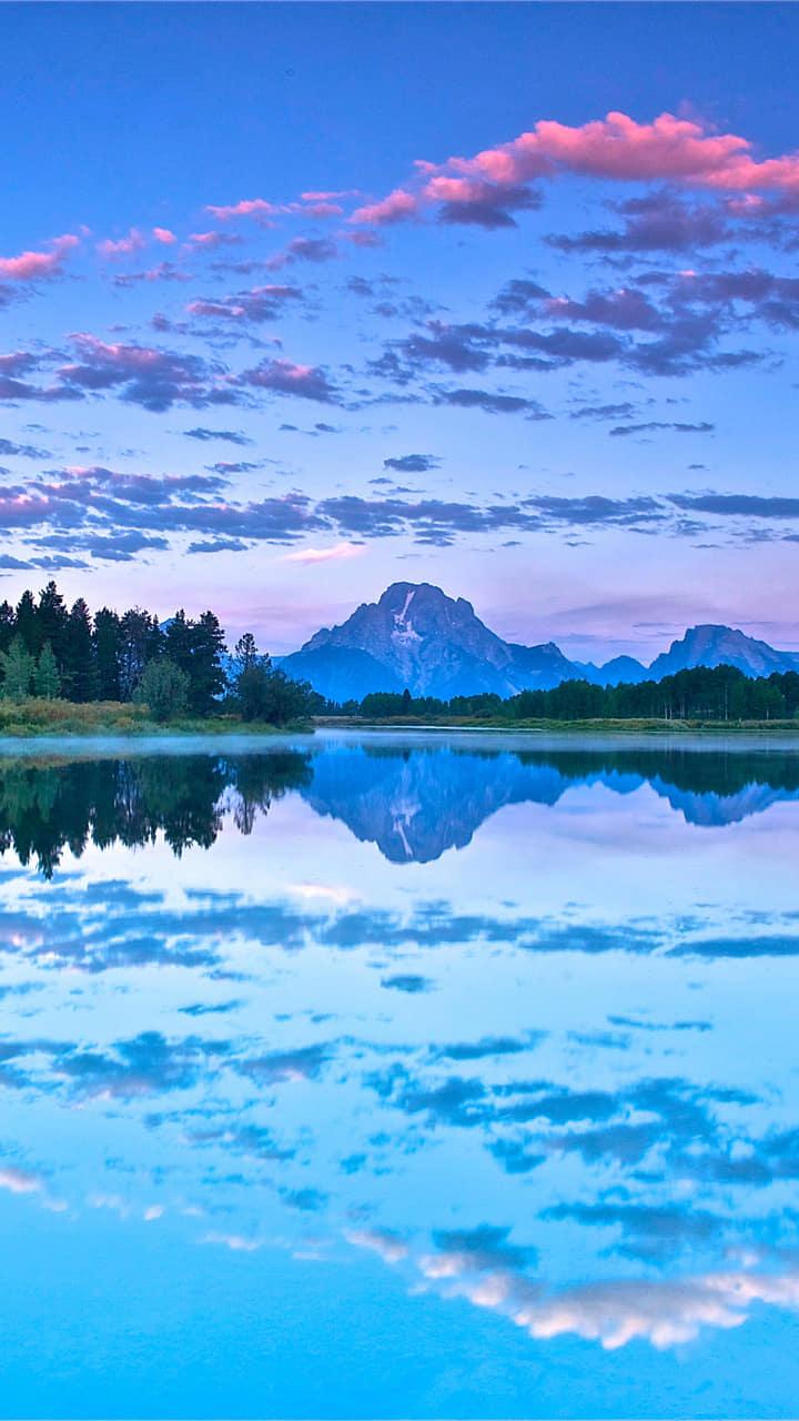 blue, beautiful, and landscape image