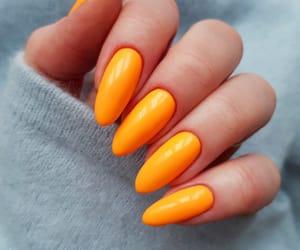 manicure, paznokcie, and paznokcie hybrydowe image