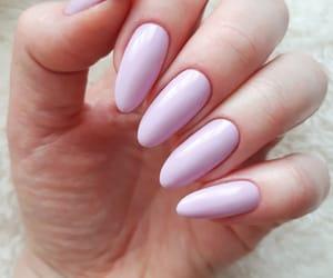 manicure, paznokcie, and hybrydy image