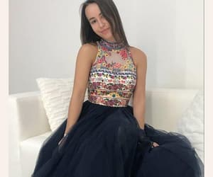 beautiful prom dresses, prom dresses cheap, and prom dresses beading image