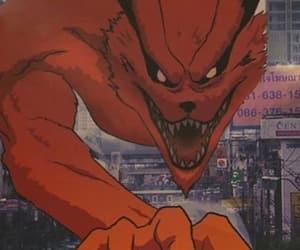 anime, ninetails, and konoha image