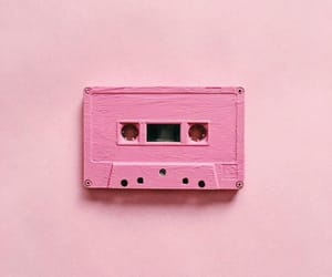 aesthetic, baby pink, and grunge image