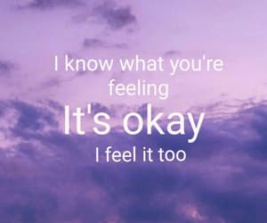 feelings, Lyrics, and quotes image